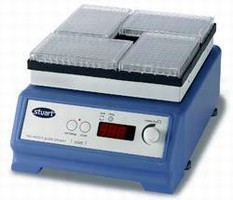 Laboratory Shaker offers speed from 250-1,200 rpm.