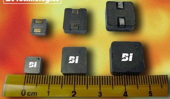 Low-Profile Inductor suits voltage regulator applications.