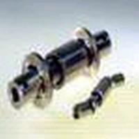 Double U-Joints feature telescoping extension slides.