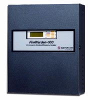 Fire Alarm Control Panel targets small building market.