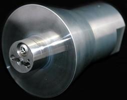 Waterjet Intensifier Pump has simplified pump check tube.