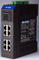 Smart Ethernet Switch suits mission-critical operations.