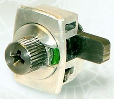 Compression Latch installs without screws or tools.