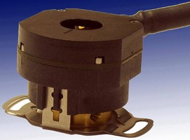 Compact Encoder offers design stability.