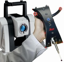 Leica Geosystems' Universal CMM Featured at IMTS 2006, Chicago, IL