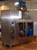 Mixing Unit includes high shear homogenizer.