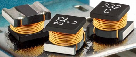 Low-Profile Power Inductors are suited for tight spaces.