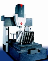 Coordinate Measuring Machine offers 0.3 micron accuracy.