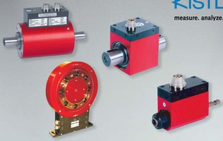 Torque Sensors suit test and measurement applications.