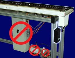 Conveyor System minimizes operational control requirements.