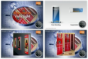 Vista System International Unveils Video on Versatile, Affordable Illuminated Signs
