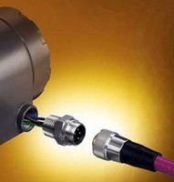 Feed-Through Receptacles have explosionproof design.