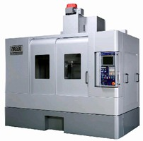 Machining Centers feature max spindle speed of 8,000 rpm.