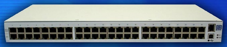 PoE Midspans are SNMP-capable.