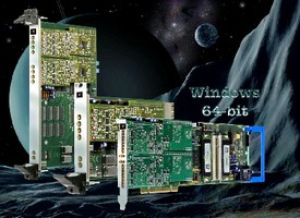 Strategic Test Releases First 64-Bit Windows XP Driver for Digitizer, AWG and Fast Digital I/O Cards