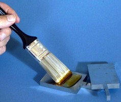 Epoxy Adhesive is serviceable at temperatures down to 4°K.