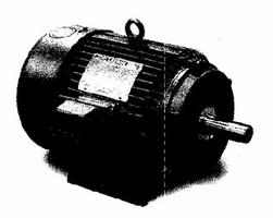 Severe Duty Motors offer dual voltage design.
