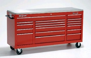 Tool Storage Roll Cabinet targets automotive technicians.