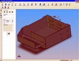 Software generates interactive renderings of 2D/3D models