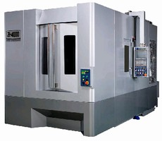 Machining Center features max spindle speed of 12,000 rpm.