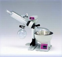 Rotary Evaporator suits standard laboratory solvents.
