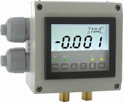 Differential Pressure Control features NEMA 4 enclosure.
