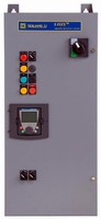 Enclosed Drive Controller suits HVAC applications.