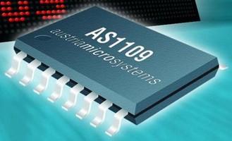 Constant Current LED Driver features diagnostics functions.