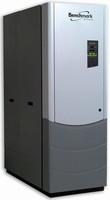 High-Capacity Boiler employs fuel-saving technologies.