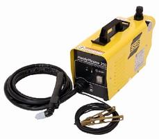 Manual Plasma Cutting Machine operates on 110/115 V input.