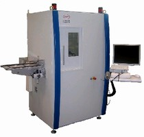 X-Ray Inspection System offers automatic loading/unloading.