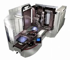 Horizontal Machining Center optimizes titanium processing