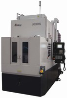 Horizontal Machining Center is designed for milling.
