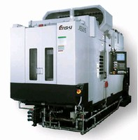 Five-Axis HMC is capable of automated operation.