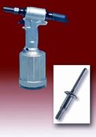 Blind Rivet Fastener offers extended grip range.