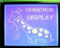 Exciting New Additions to Densitron's Current Range of QVGA Monochrome Graphic Modules