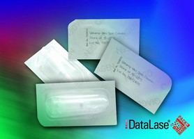 QIAGEN has Adopted the DataLase PACKMARK Process to Image onto Blister Packs