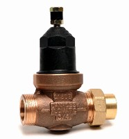 Regulating Valves feature field adjustable pressure.