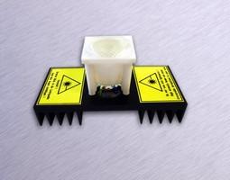 Perkinelmer's New ACULED(TM) Lens System, LHS-AL25, Increases Light Intensity for Specialty Lighting Applications