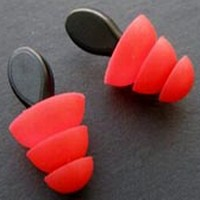 Earplugs are designed to promote safety and comfort.