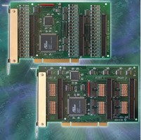 PCI Isolated DIO Cards are suited for control applications.