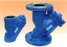 Y Strainers are suitable for liquid, gas or steam service.
