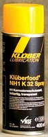 Klüber Lubrication Introduces New Food-Grade Lubricant