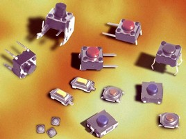 BI Technologies Expand Product Offering with Full Line of Tactile Switches