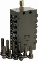 Metering Device ensures efficient bearing lubrication.