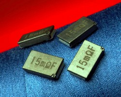 Current Sense Resistors feature +75 ppm/°C TCR.