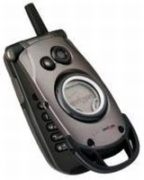 Cell Phone withstands harsh environmental conditions.