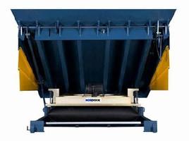 Dock Leveler uses air-powered technology.