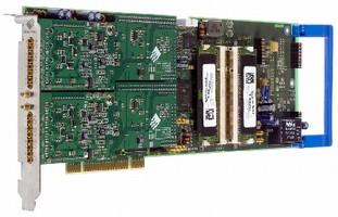 Data Acquisition Boards feature 16 synchronous channels.