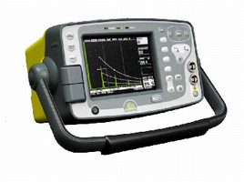 Flaw Detectors feature rugged construction.